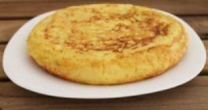 Tortilla española o de patatas
